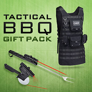 Tactical BBQ Gift Pack