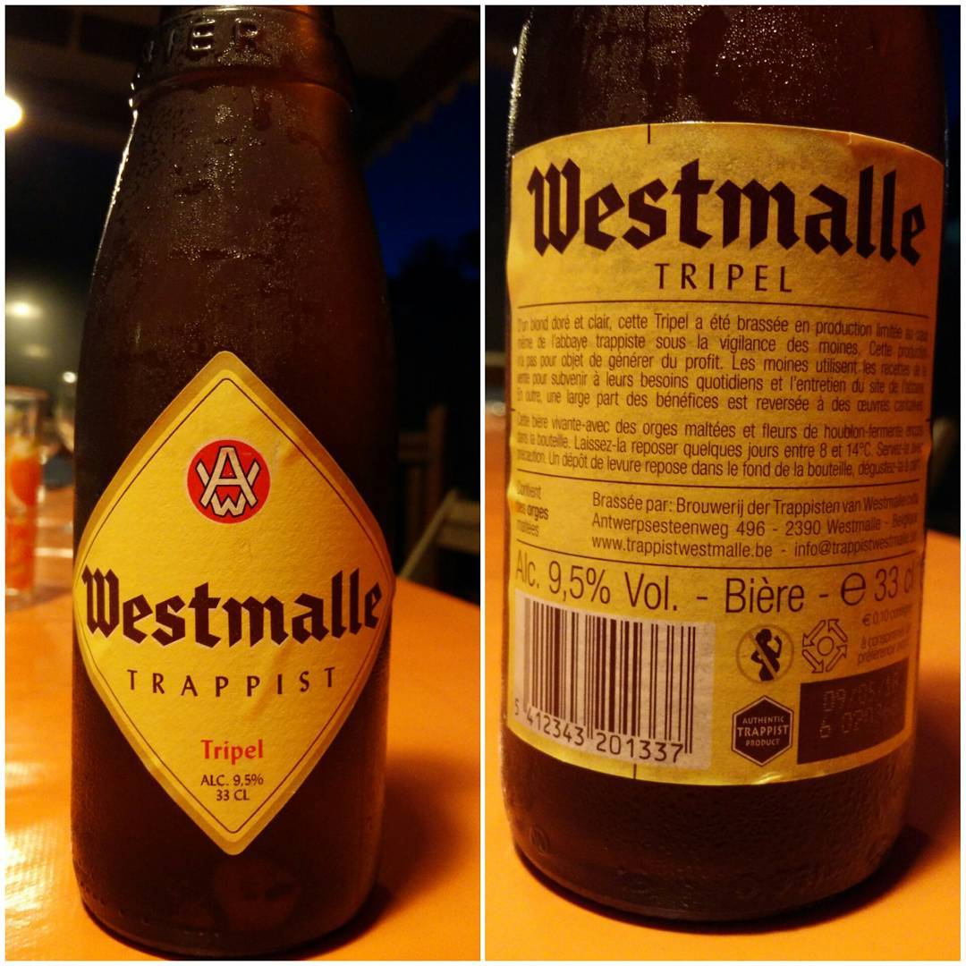 Westmalle Trappist Triple 9,5%